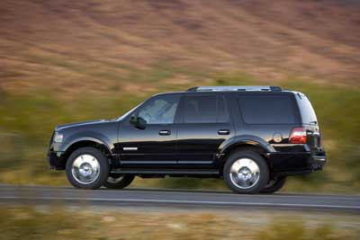 Ford Expedition – Acceleration