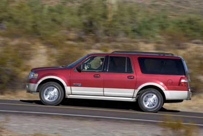 Ford Expedition  Handling