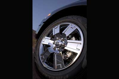 Ford Expedition – Wheels and Tires