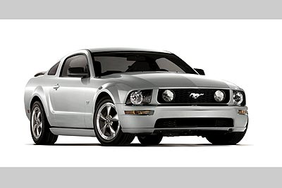 Current Ford Mustang