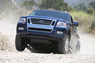 2007 Ford Explorer Sport Trac Review