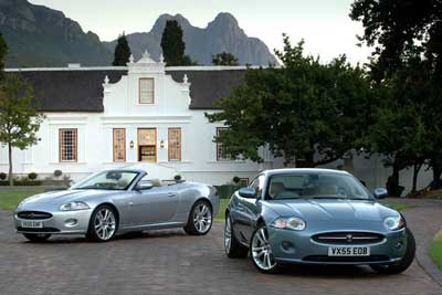 2007 Jaguar XK First Drive