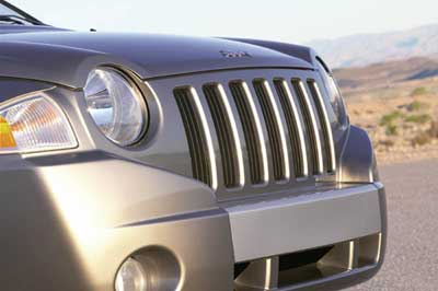 2007 Jeep Compass Photo Gallery