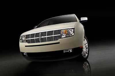 2007 Lincoln MKX Preview
