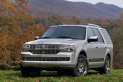 2007 Lincoln Navigator First Drive