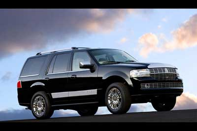 2007 Lincoln Navigator Preview