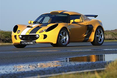 2007 Lotus Sport Exige Cup Brief