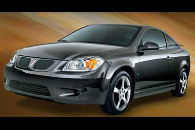 2007 Pontiac G5 Preview