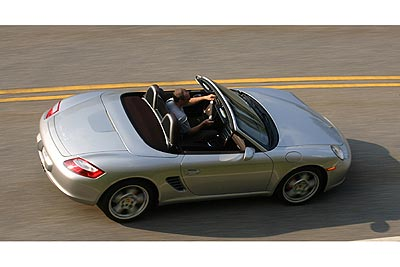 Porsche Boxster – Flawless Communication