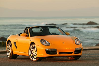 Porsche Boxster – Prices