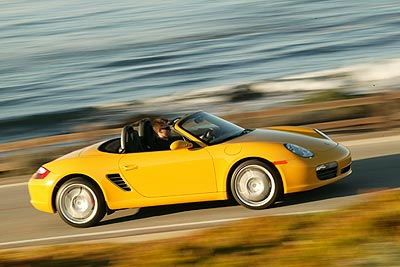 Porsche Boxster – Introduction