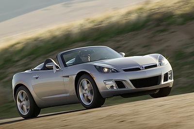 2007 Saturn Sky Red Line First Drive