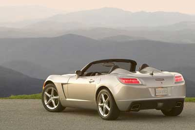 2007 Saturn Sky Photo Gallery
