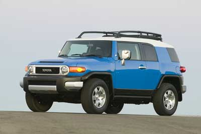 Photo 17 -- FJ Cruiser