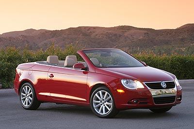 2007 Volkswagen Eos Review
