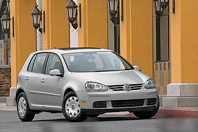 2006 Volkswagen Rabbit First Drive