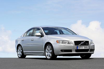 Volvo S80: Introduction