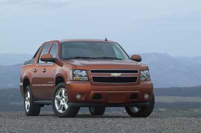2007 Chevrolet Avalanche Photo Gallery