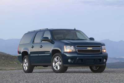2007 Chevrolet Suburban Review