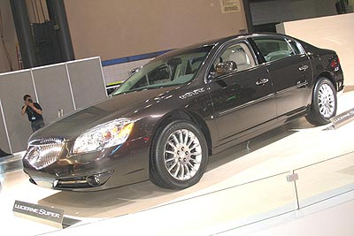 2008 Buick Lucerne Super Preview