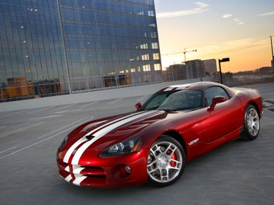 Review: 2008 Dodge Viper SRT10 Test Drive