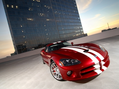 Review: 2008 Dodge Viper SRT10 Overview