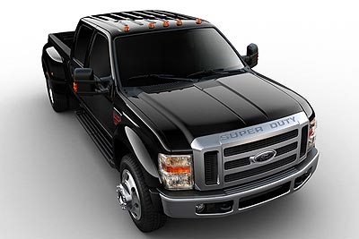 2008 Ford Super Duty Preview