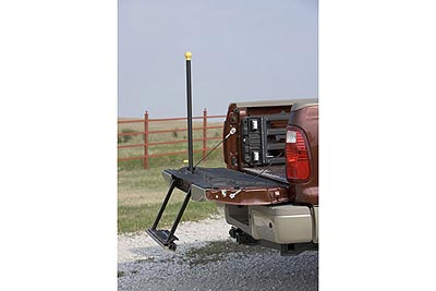 Whats New: Tailgate Step, Bed Extender