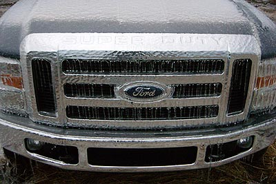 2008 Ford Super Duty First Drive