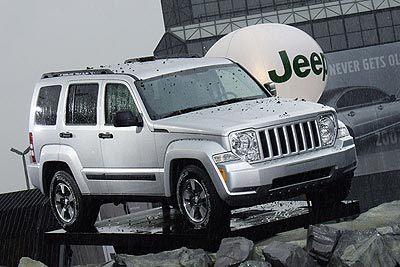2008 Jeep Liberty Preview
