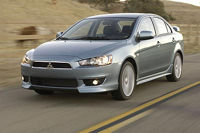 Mitsubishi Lancer: Introduction