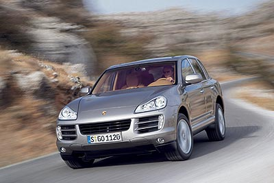 Porsche Cayenne: Introduction