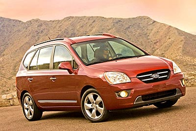 Kia Rondo: Best Kept Secret for 2008