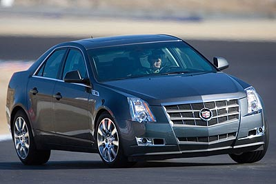 Cadillac CTS: Best New Entry Luxury Car Under $40,000
