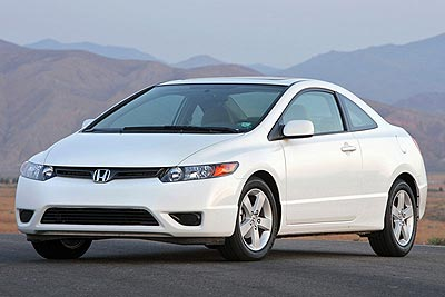 Honda Civic: Best Car for Teen Drivers