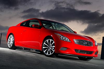 Infiniti G37: Most Fun New Car for 2008