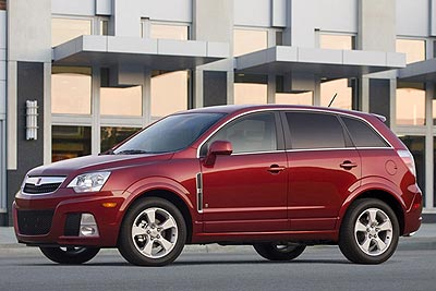Saturn Vue Best New Small Utility Vehicle