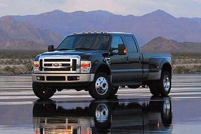 Ford Super Duty: 2008 Truck of the Year