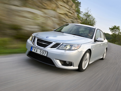 Quick Look: 2009 Saab 9-3