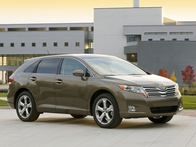 Test Drive: 2009 Toyota Venza