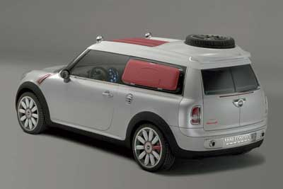 Mini Traveler Concept Geneva