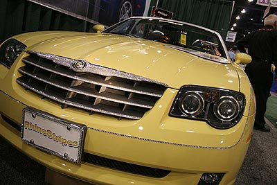 Rhinestripes Chrysler Crossfire