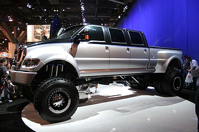 Ford Super Duty 650