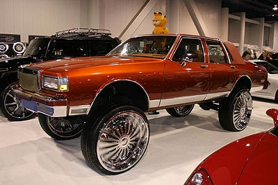 Garfield Caprice Classic
