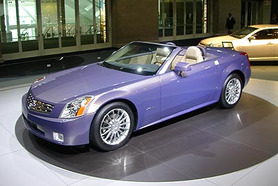 2007 Cadillac Platinum Series Preview