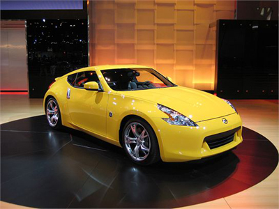 Studs and Duds of the 2008 L.A. Auto Show
