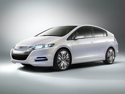 2008 Paris Auto Show: 2010 Honda Insight Concept