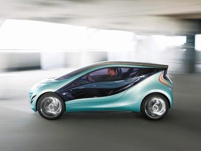2008 Paris Auto Show: Mazda Kiyora Concept