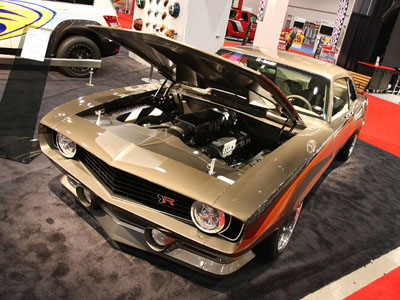 If We Could Steal One Car from the 2008 SEMA Show