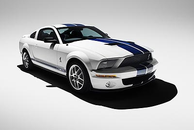 The Car: 2007 Ford Shelby Cobra GT500